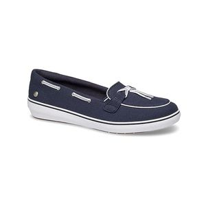 Grasshoppers Windsor Boat shoe slip on 6.5
